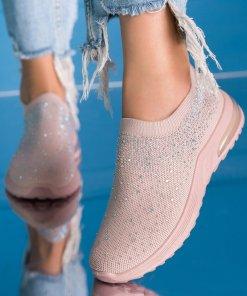 Adidasi Textil Roz Loretta X1867