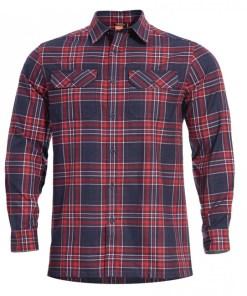 Pentagon Drifter cămașă flanel, red checks