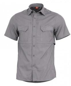 Pentagon Plato cămașă cu mânecă scurtă, wolf grey
