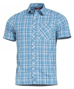 Pentagon Scout cămașă cu mânecă scurtă, albastră