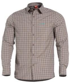 Pentagon Snoop long cămașă, maro