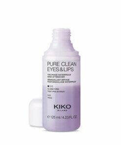 Demachiant pentru ochi si buze Pure Clean Eyes & Lips, 125 ml