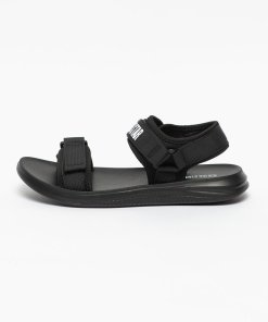 Sandale cu talpa plata si velcro 3790256