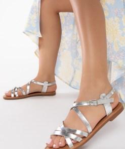 Sandale dama Ephelia Argintii