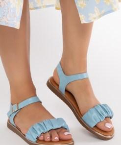 Sandale dama Felicie Albastre