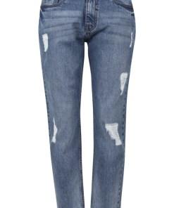 Urban Classics Jeans 'Boyfriend'  albastru denim