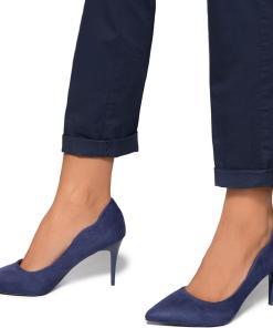 Pantofi dama Melissa, Bleumarin