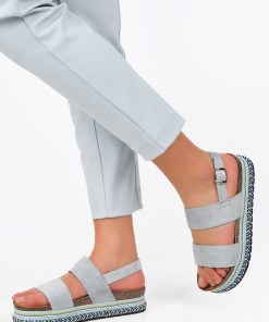 Sandale dama Tiana Albastre