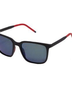 Ochelari de soare unisex Polarizen FC05-03 C.01G M.BLACK/WINE