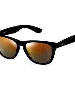 Ochelari de soare unisex Polaroid P8443A 9CA BLACK RUBBEN