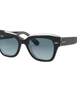 Ochelari de soare unisex Ray-Ban RB2186 12943M