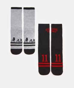 Sinsay - Ladies` socks - Negru