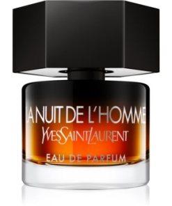 Yves Saint Laurent La Nuit de L'Homme Eau de Parfum pentru barbati YSLNUIM_AEDP20