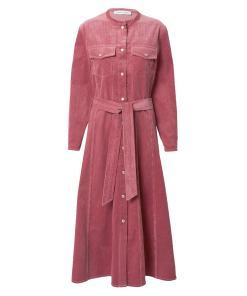 Samsoe Samsoe Rochie tip bluză  roz