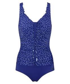 LASCANA Costum de baie modelator  albastru