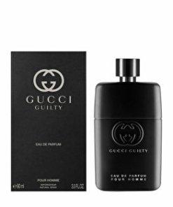 Apa de parfum Gucci Guilty Pour Homme, 90 ml, pentru barbati