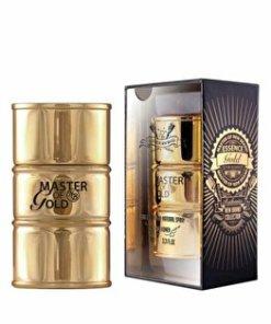 Apa de parfum New Brand Perfumes Essence Gold for Women, 100 ml, pentru femei