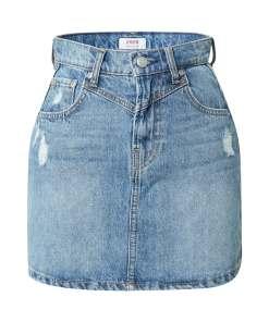 Pepe Jeans Fustă 'RACHEL'  albastru deschis