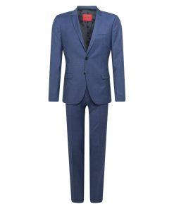 HUGO Costum 'Arti/Hesten212'  albastru regal