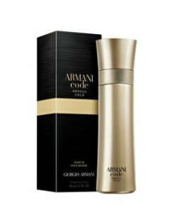 Apa de parfum Giorgio Armani Code L'Absolu Gold, 110 ml, pentru barbati