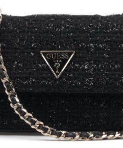 """GUESS Crossbody bag """"Cessily"""" Black"""