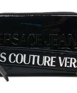 Versace Crossbody bag Black