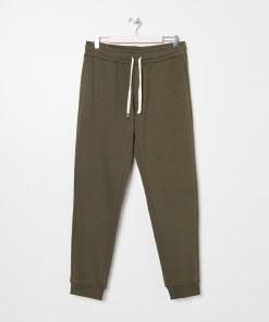 Sinsay - Pantaloni de trening - Verde