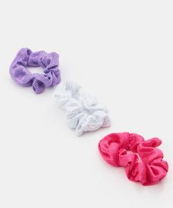 Sinsay - Set de 3 elastice de păr - Multicolor