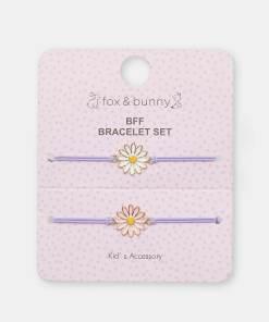 Sinsay - Set de 2 brățări BFF - Violet