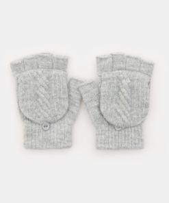 Sinsay - Mănuși - Gri deschis