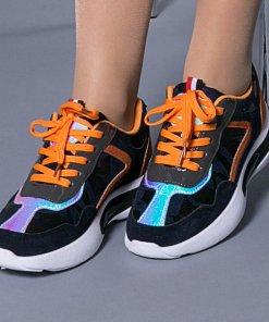 Pantofi sport dama Tress albastri