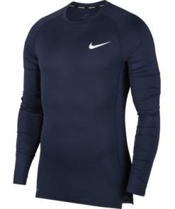 Bluza barbati Nike Pro Mens Tight-Fit Long-Sleeve BV5588-452
