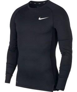Bluza barbati Nike Pro Long-Sleeve Top BV5588-010