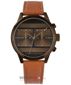 Ceas TommyHilfiger Dual Time 1791594