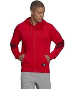 Hanorac barbati adidas Sportswear Future Icons 3 Stripes H21865