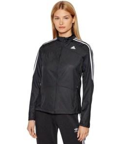 Jacheta femei adidas Marathon 3-Stripes GK6062