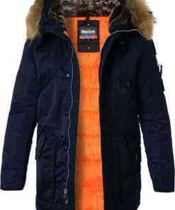 Blauer. USA Mantel BLUK02348/004744/888