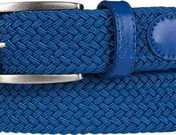 Alberto Golf Gürtel Basic Braided 01008330/860