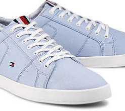 Sneaker Iconic von Tommy Hilfiger in blau für Herren. Gr. 41,42,43,44,45