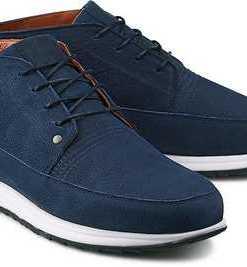 Trend-Sneaker von Flare & Brugg in blau für Herren. Gr. 41,42,43,44