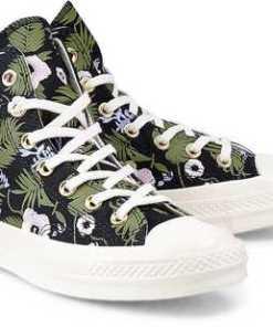 Sneaker Ctas 70 Hi von Converse in schwarz für Damen. Gr. 36,37.5,38,39,39.5,40,42