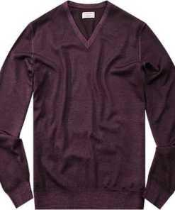 Gran Sasso V-Pullover 55115/22792/006