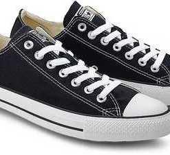 Sneaker Ctas Core Ox von Converse in schwarz für Herren. Gr. 41,41 1/2,42,42 1/2,43,44,44 1/2,45,46