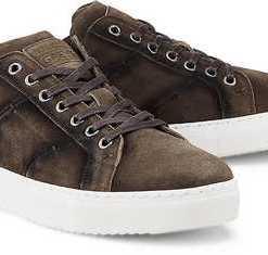 Sneaker Club Zone von Greve B.V. in taupe für Herren. Gr. 42,42 2/3,44,45 1/3