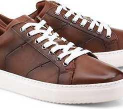 Sneaker Club Zone von Greve B.V. in braun für Herren. Gr. 44
