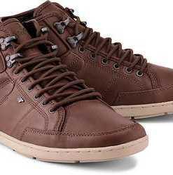 Sneaker Swapp 3 Prem von Boxfresh in braun für Herren. Gr. 41,42,43,44,45,46