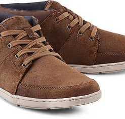Sneaker Cluff von Boxfresh in braun für Herren. Gr. 41,44,45