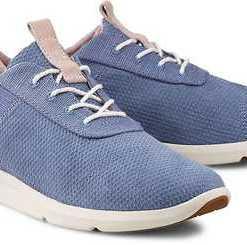Sneaker Cabrillo von Toms in blau für Damen. Gr. 37,38,40,41
