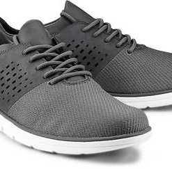 Sneaker Bradstreet von Timberland in grau für Herren. Gr. 40,41,43,44