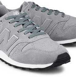Retro-Sneaker 373 von New Balance in grau für Damen. Gr. 36.5,40